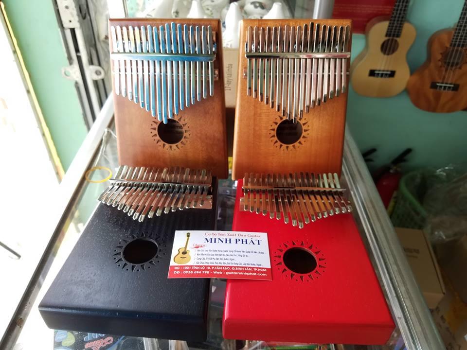 đàn kalimba 17 phím tại cửa hàng nhạc cụ minh phát