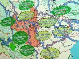 Các loại bản đồ quy hoạch hà nội mở rộng và cách tra cứu.