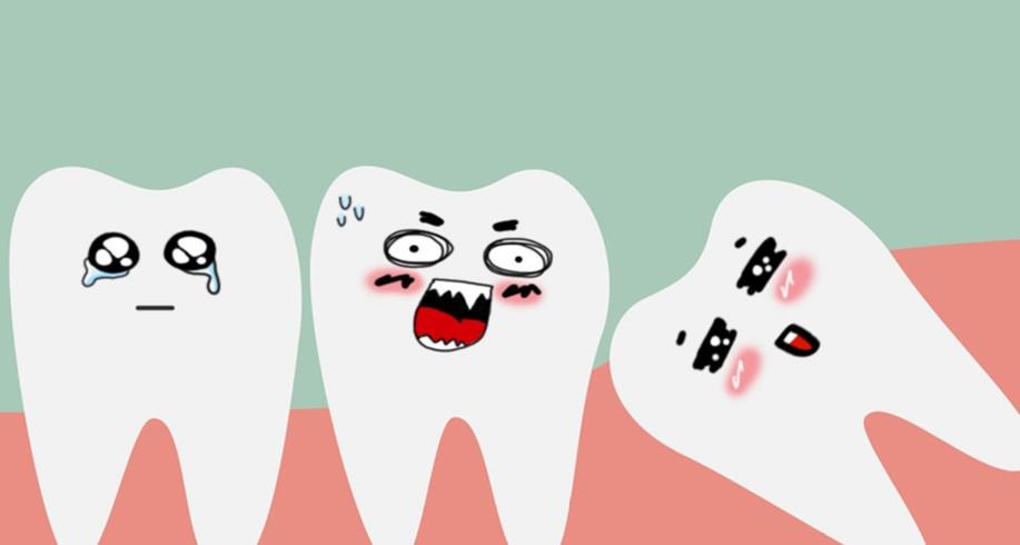 5 Biến chứng nguy hiểm khi răng khôn mọc bị lệch (1)